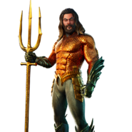 Aquaman (Featured) - Outfit - Fortnite