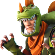 Rex (New) - Outfit - Fortnite