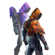 Longshot (Featured) - Outfit - Fortnite