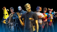 Chapter 2 Season 2 Battle Pass Outfits - Promo - Fortnite