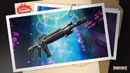 Pulse Rifle - Promo - Fortnite