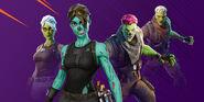 Ghoul Trooper and Brainiac (News Tab) - Promo - Fortnite