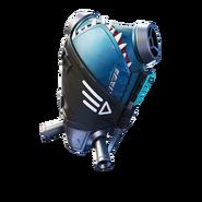 Shark's Tank - Back Bling - Fortnite