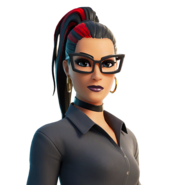 Jennifer Walters (Crimson) - Outfit - Fortnite