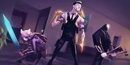Boss Fight (Full) - Loading Screen - Fortnite