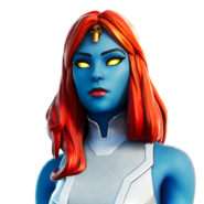 Mystique - Outfit - Fortnite
