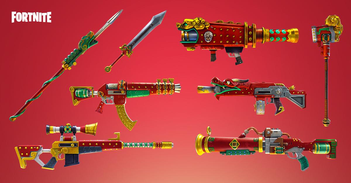 Armes du dragon (Sauver le Monde)