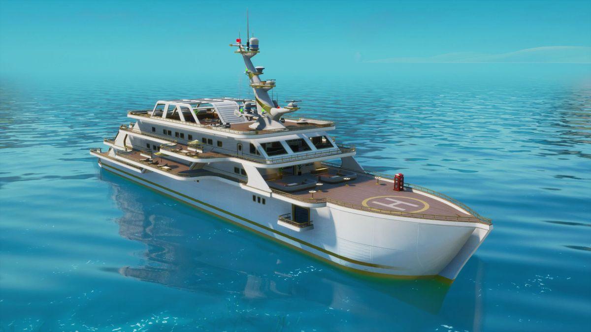 Le Yacht