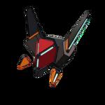 Mechafusion Interface (Warstrike) - Back Bling - Fortnite.png