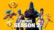 Chapter 1 Season 1 Battle Pass Outfits - Promo - Fortnite