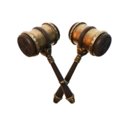 Hammers of Justice - Harvesting Tool - Fortnite