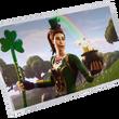 Sgt. Green Clover - Loading Screen - Fortnite