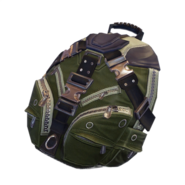 Standard Issue - Back Bling - Fortnite
