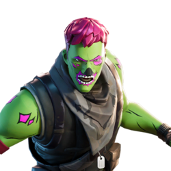 Brainiac (Ghoul Trooper) - Outfit - Fortnite.png