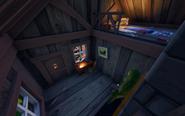 Misty Meadows (Hut on Pier - Inside) - Location - Fortnite
