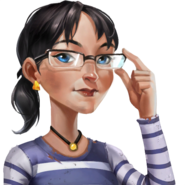 Female 3 - Analytical Survivor - Fortnite