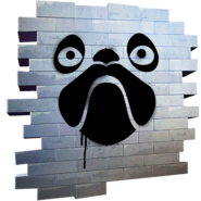 Doggo - Spray - Fortnite