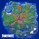 Fortnite Map Version 16.00