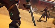 Wild West Limited Time Mode - Fortnite