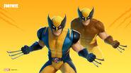 Wolverine - Promo - Fortnite