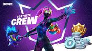 December 2020 - Promo - Fortnite Crew
