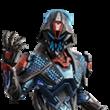 Oppresseur (Bleu)