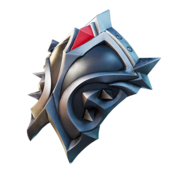 Eternal Shield - Back Bling - Fortnite
