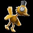 Vogelknacker (Skin)