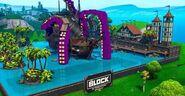 Swash-buckling Seas - The Block - Fortnite