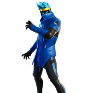 Ninja (Reactive Featured) - Outfit - Fortnite