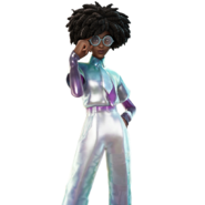Doctor Slone (Silver Featured) - Outfit - Fortnite
