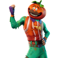 Tomatohead (Old Featured) - Outfit - Fortnite