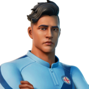 Galactico - Outfit - Fortnite