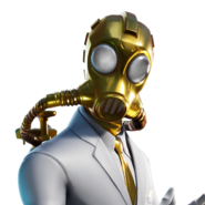 Chaos Double Agent - Outfit - Fortnite