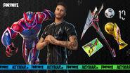Neymar Jr - Set - Fortnite