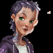 Female 1 - Curious Survivor - Fortnite