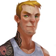 Male 2 - Adventurous Survivor - Fortnite