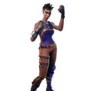 Tactics Officer (Featured) - Outfit - Fortnite