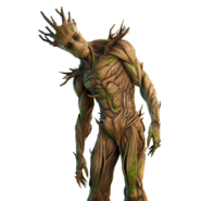 Groot (Featured) - Outfit - Fortnite