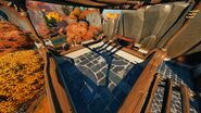 The Spire (Market - Roof) - Location - Fortnite