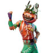 Tomatohead (Crown Featured) - Outfit - Fortnite
