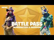 Fortnite Battle Pass - Introduction & Overview