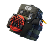 Tackle Box - Back Bling - Fortnite