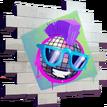 Disco Baller - Spray - Fortnite.png