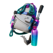 Up North - Back Bling - Fortnite