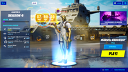 Galactus Countdown Timer Lobby - C2S4