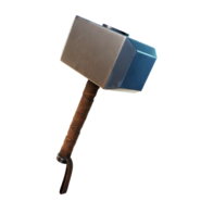 Mjolnir - Harvesting Tool - Fortnite