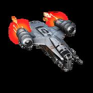 Razor Crest - Glider - Fortnite