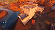 The Spire (Gate Side 1 - Third View) - Location - Fortnite