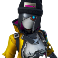 Rebel (Old) - Outfit - Fortnite